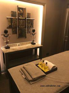 Lazzoni Hotel, hamam, sauna, buhar odası, masaj
